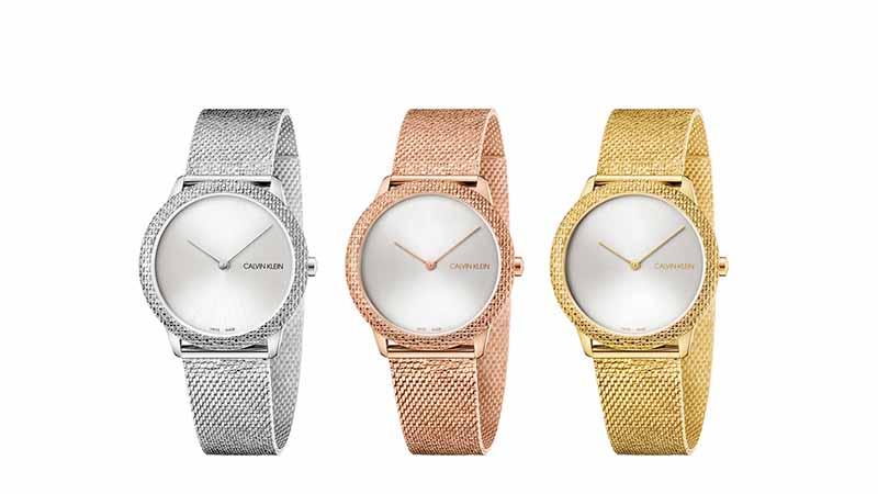 สีโรสโกลด์ สีเงิน สีทอง นาฬิกาผู้หญิงที่สาวๆ ควรมี