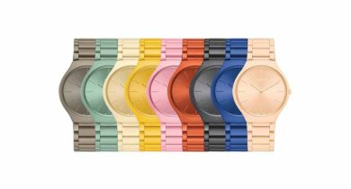 Color wristwatch year