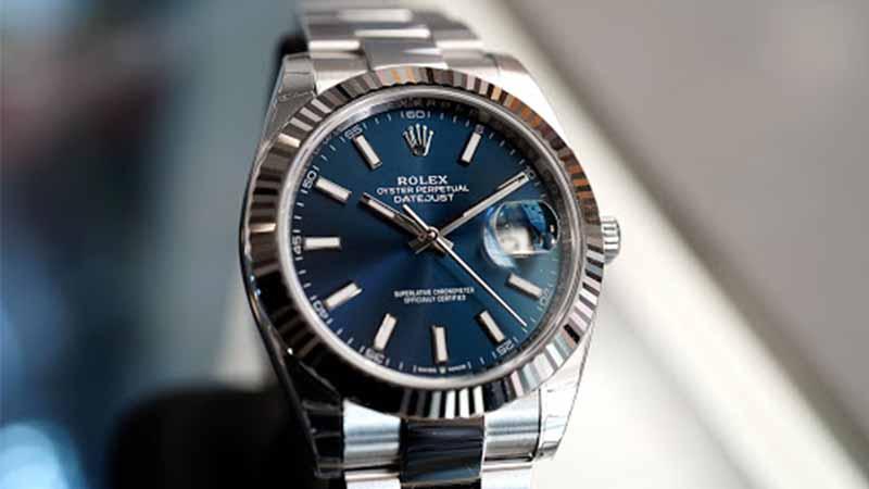 ประวัติศาสตร์ของ ROLEX DATEJUST นาฬิกาแบรนด์ดังระดับโลก